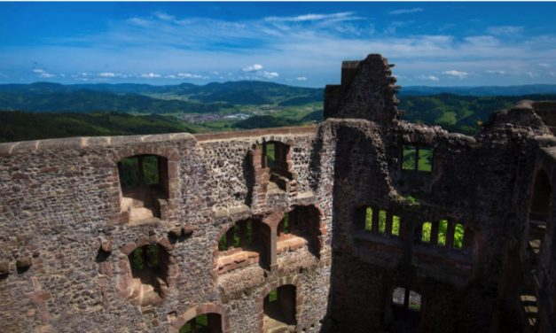 Burgen & Schlösser in der Ortenau