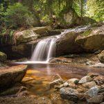 Energiepfad Wasserkraft erleben und Energieplatz Wasser Lauf