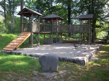 Spielplatz auf der Kimmigseppenmatt Bad Peterstal-Griesbach