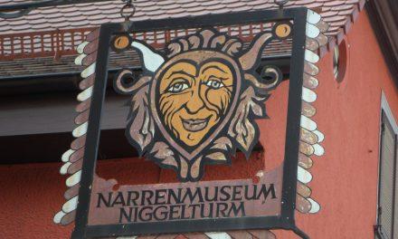 Narrenmuseum Niggelturm Gengenbach