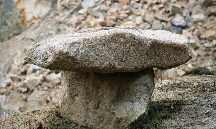 Mineralienhalde Grube Clara Wolfach